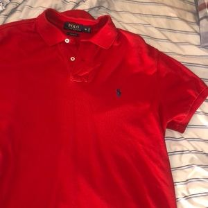 Polo Ralph Lauren custom fit polo